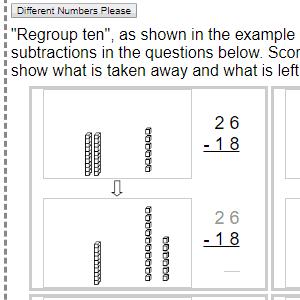 Printable Math Worksheet Generators
